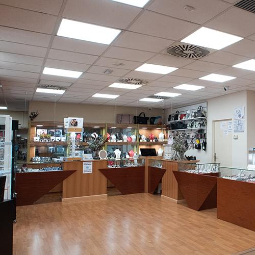 Joyerías Arévalo tienda Sant Ildefons